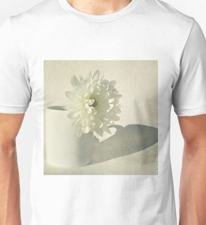 Chrysanthemum Shadow. Unisex T-Shirt