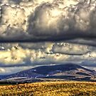 Clouds over Tinto by Tom Gomez