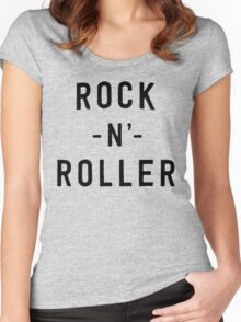 Rock N Roller Women's Fitted Scoop T-Shirt