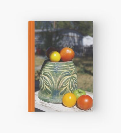 Tomatoes of Many Colors Hardcover Journal