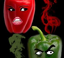 ☝ ☞ BELL PEPPERS WITH AN ATTITUDE ☝ ☞ by ✿✿ Bonita ✿✿ ђєℓℓσ