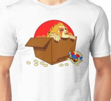 In A Cardboard Paradise Unisex T-Shirt