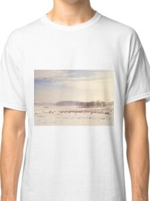 Snowy valley Classic T-Shirt