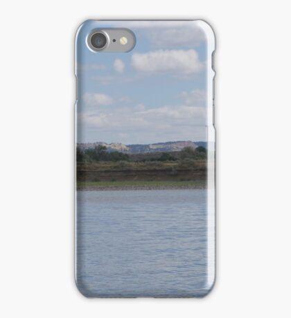 Yellowstone River & Strawberry Hills iPhone Case/Skin