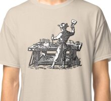 18th Century French Woodworker Classic T-Shirt