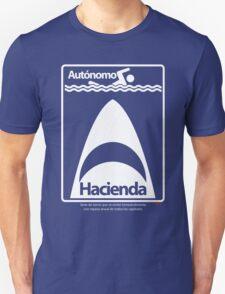 Autónomo-Hacienda Unisex T-Shirt