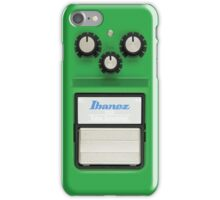 TubeScreamer iPhone Case/Skin