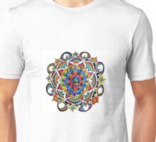 Mandala Bloom Unisex T-Shirt