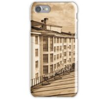 Old building. iPhone Case/Skin