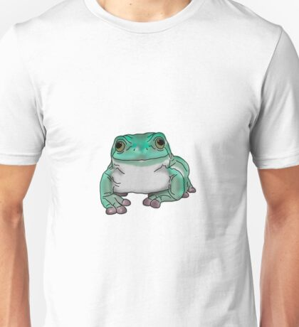 Whites Tree Frog Unisex T-Shirt