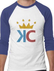 ArrowCrown Men's Baseball ¾ T-Shirt