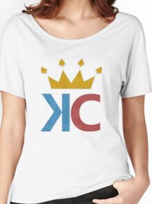 ArrowCrown Women's Relaxed Fit T-Shirt