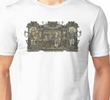 Steampunk Rock Band Unisex T-Shirt