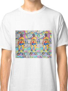Naughty Boy Triple Threat by RD RIccoboni Classic T-Shirt