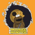 Wookiee Monster... by ToruandMidori