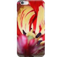 Tulip - Oooh, Streaker! iPhone Case/Skin
