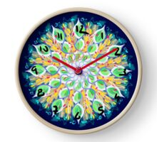 Spring Loaded Clock Clock