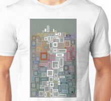 Abstract composition 502 Unisex T-Shirt