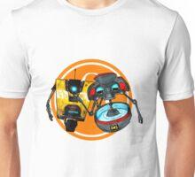 Claptrap and Gortys Unisex T-Shirt