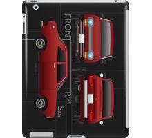 Classic Ford Escort Mk1 Gift - Phone / Tablet Cases (Dark) iPad Case/Skin