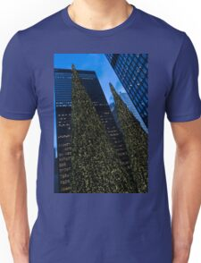 Christmas Trees Taller Than Buildings Right Unisex T-Shirt