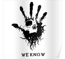 Dark Brotherhood - We Know Poster