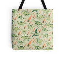 Dino Disaster Tote Bag