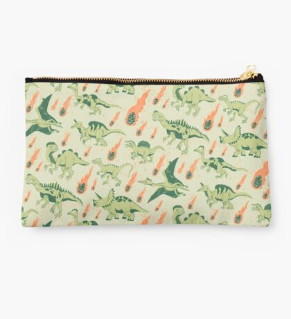 Dino Disaster Studio Pouch