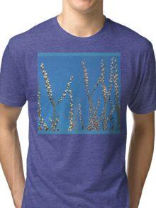 Blue Willow Sky Tri-blend T-Shirt