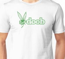 Peace and Doob Unisex T-Shirt