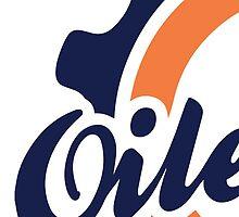 Oilerland Logo  by Oilerland