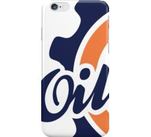 Oilerland Logo  iPhone Case/Skin