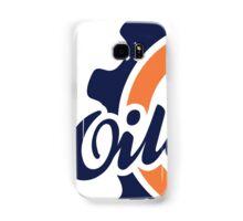 Oilerland Logo  Samsung Galaxy Case/Skin