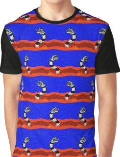 Beetlejuice Sandworm Leggings Graphic T-Shirt