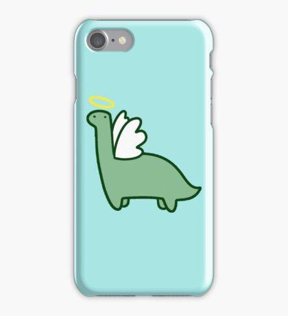 Angel Dinosaur iPhone Case/Skin