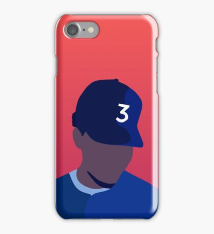 Chance The Rapper Coloring Book iPhone Case/Skin