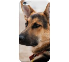 German Shepard iPhone Case/Skin