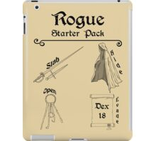 Rogue Starter Pack  iPad Case/Skin