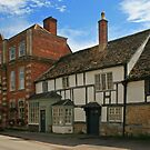 The Red Lion, Lacock by RedHillDigital