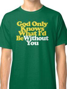 God Only Knows Beach Boys Lyrics Pet Sounds Shirt Classic T-Shirt