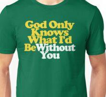 God Only Knows Beach Boys Lyrics Pet Sounds Shirt Unisex T-Shirt