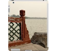 Kunming Lake, Beijing iPad Case/Skin
