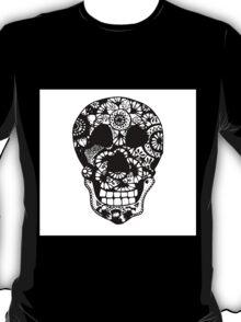 Zentangle Skull T-Shirt