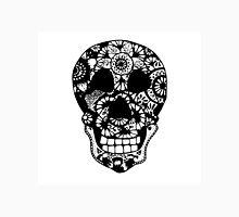 Zentangle Skull Unisex T-Shirt