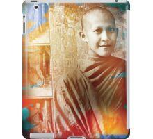 Monk Dance iPad Case/Skin