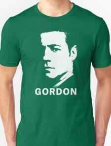 Inspired by Gotham - James Gordon Portrait T-Shirt