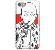 Casual Saitama iPhone Case/Skin