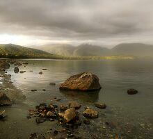 Wake up Fiordland, Here Comes the Sun by Peter Kurdulija