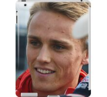 Max Chilton 2013 iPad Case/Skin