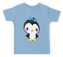 Girl Penguin Kids Tee